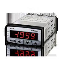 Multi panel meters