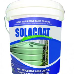 Solacoat Heat Reflective Paint Sunteks International