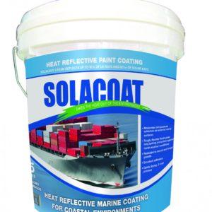 Solacoat Heat Reflective Marine Coating for Coastal Environments