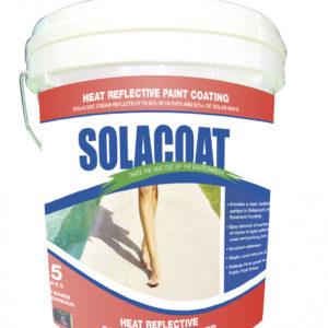 Solacoat Heat Reflective Pavement Clear Sealer