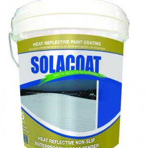 Solacoat Heat Reflective Paint Sunteks International